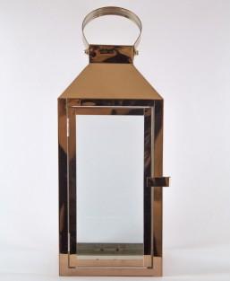 Farol metal cobre