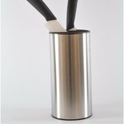 EV006 Porta cuchillo plateado